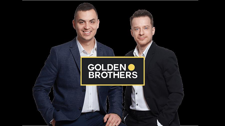Battay Máté és Tóth Patrik - Golden Brothers Zrt